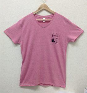 似顔絵イラストでオリジナルTシャツ作成もオススメです