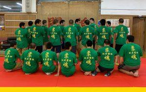 柔道の部活用Tシャツでモチベーションアップ!